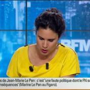 BFM Politique: L'interview de Bruno Le Maire par Apolline de Malherbe 4/6