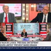 E. Lechypre: Quelles sont les mesures à prendre pour inciter l'euro à baisser?