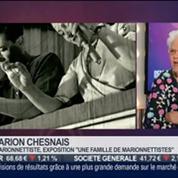 La sortie du jour: Marion Chesnais, dans Paris est à vous –