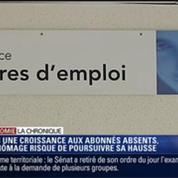 L'Éco du soir: Hausse du chômage: la France bat un nouveau record