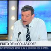 Nicolas Doze: Huit organisations patronales demandent au gouvernement d'accélérer les réformes