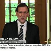 Espagne : le roi Juan Carlos abdique
