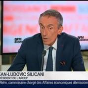 Jean-Ludovic Silicani, président de l'Arcep, dans Le Grand Journal 1/4