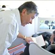 Air France relève le niveau en classe affaires