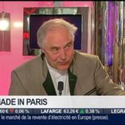 Made in Paris: Hervé This, Centre international de gastronomie moléculaire, dans Paris est à vous –