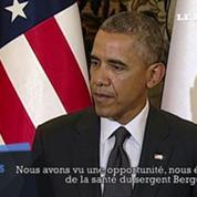 Prisonnier américain libéré : Obama justifie l'échange de prisonniers