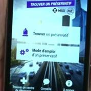 TUP, trouver un préservatif où que vous soyez (test appli smartphone)