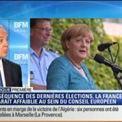 Politique Première: Le résultat des dernières élections affaiblit la France au sein du Conseil Européen –