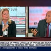 Jean-Hervé Lorenzi, président du Cercle des économistes organisateur des rencontres économiques d'Aix en Provence, dans Le Grand Journal – 4/4