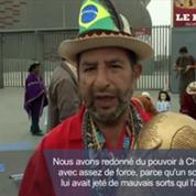 Pour les chamans, le Brésil ou l'Argentine va gagner la Coupe du Monde