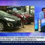La production automobile remonte en France, Patrick Blain dans GMB