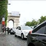 Débarquement: nombreuses perturbations de la circulation à Paris
