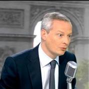 Bruno Le Maire : «Je serai candidat à la présidence de l'UMP»