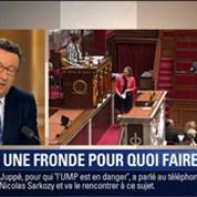 Le Soir BFM: Des frondeurs rétifs à voter le budget rectificatif 2014 3/4