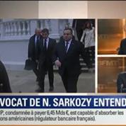 Le Soir BFM: Trafic d'influence: Le retour en politique de Nicolas Sarkozy est-il compromis ? 7/10