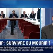 BFM Story: UMP: survivre ou mourir?
