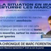 Marc Fiorentino: Les tensions en Irak perturbent les marchés