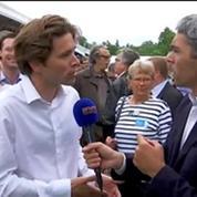 Geoffroy Didier: L'UMP c'est comme la tour de Pise