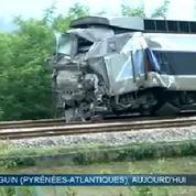 Collision d'un TER avec un TGV entre Pau et Dax: 40 passagers hospitalisés
