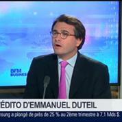 Emmanuel Duteil: Immobilier: les taux de crédit à des niveaux historiquement bas