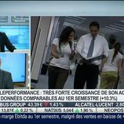 Teleperformance s'envole grâce au relèvement de ses objectifs annuels: Olivier Rigaudy, dans Intégrale Bourse –