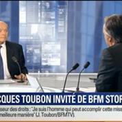 BFM Story: Jacques Toubon, le nouveau Défenseur des droits –