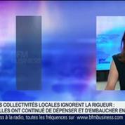 Delphine Liou: Collectivités locales: Des effectifs en progression depuis 2013