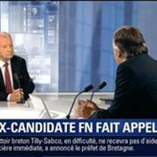 BFM Story: Anne-Sophie Leclère, l'ex-candidate du FN fait appel –