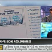 Le parti pris de David Revault d'Allonnes: Le dossier des professions réglementées toujours évité