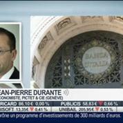 BCE: le programme de TLTRO est-il suffisant?: Jean-Pierre Durante, dans Intégrale Bourse –