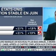 Le radar de Riskelia: l'euro repasse sous la barre de 1,35 dollar: Jean-Jacques Ohana, dans Intégrale Bourse –