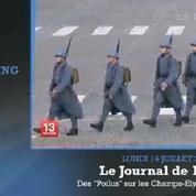 14 juillet : le défilé commémore la Grande Guerre