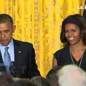 Obama reçoit les associations gays à la Maison Blanche