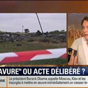 BFM Story: Edition spéciale: Le crash du vol MH17 attire l'attention de la communauté internationale sur le conflit russo-ukrainien