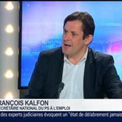 Conférence sociale: le dialogue entre syndicats et patronnat est au point mort, François Kalfon, dans GMB