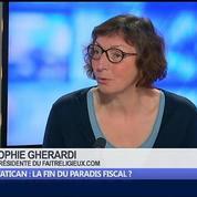 Vatican: est-ce la fin du paradis fiscal ?, dans Les Décodeurs de l'éco 3/5