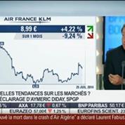 Marchés européens stagnants suite à l'apaisement des tensions géopolitique: Aymeric Diday, dans Intégrale Bourse