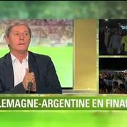 Football / Larqué : L'Allemagne se frotte les mains