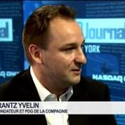Premier vol pour La Compagnie: le tout business low-cost affaires entre Paris et New York: Frantz Yvelin et Christophe Langrée, dans Le Grand Journal de New York 1/4