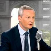 Proche-Orient : Le Maire demande à Hollande