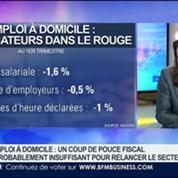 Delphine Liou: Emploi à domicile: un coup de pouce fiscal probablement insuffisant pour relancer le secteur –