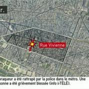 Paris : une fusillade dans le métro après un braquage