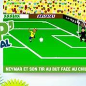 Zap Mondial / La Coupe du Monde se joue aussi sur Internet