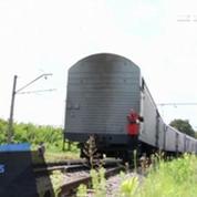MH17 : le train transportant les dépouilles est arrivé à Kharkiv