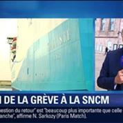 BFM Story: Fin de la grève à la SNCM –