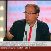 Didier Arino, président de Protourisme, dans Le Grand Journal 1/7