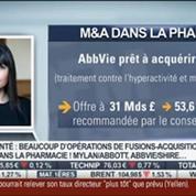 Le conseil santé d'Alice Lhabouz: Valorisation des biotechnologies tendue, dans Intégrale Bourse –