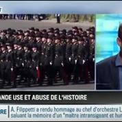 Le parti pris de David Revault d'Allonnes : François Hollande use et abuse de l'histoire –