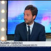 Loi Thévenoud: si l'amendement 116 passe, c'est la fin des VTC, Benjamin Cardoso dans GMB