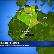 Avion Air Algérie, Gérard Feldzer: Il y a probablement eu une explosion soudaine